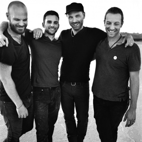 COLDPLAY LAUNCH NEW TIMELINE WEBSITE
