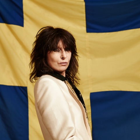 CHRISSIE HYNDE TO RELEASE NEW SINGLE �DOWN THE WRONG WAY� ON SEPTEMBER 15