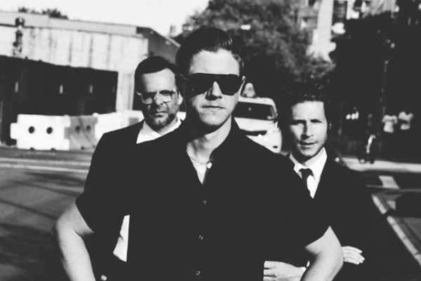 INTERPOL WILL RELEASE THEIR NEW SINGLE �MY DESIRE� ON OCTOBER 27.