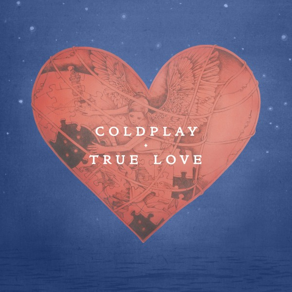 COLDPLAY ANNOUNCE 'TRUE LOVE' AS NEXT SINGLE