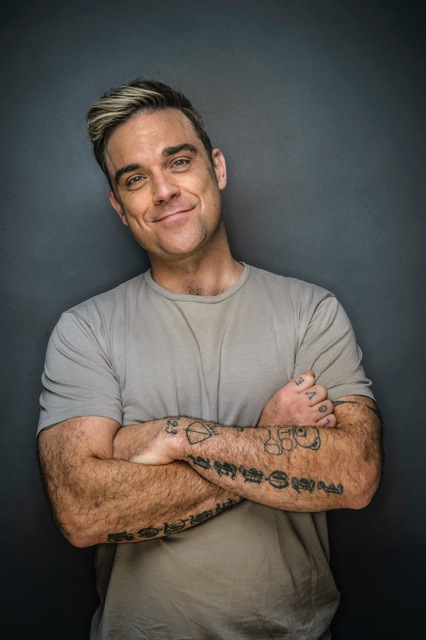 ROBBIE WILLIAMS LENDS VOCALS TO BRAND NEW AVICII TRACK, �THE DAYS�