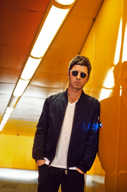 NOEL GALLAGHER'S HIGH FLYING BIRDS' NEW SINGLE, 'LOCK ALL THE DOORS' WILL BE RELEASED ON AUGUST 28th