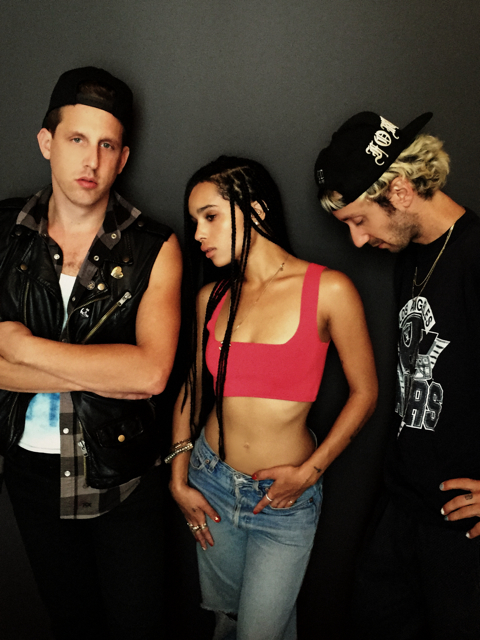 LOLAWOLF WILL RELEASE THEIR DEBUT ALBUM �CALM DOWN� IN THE UK ON NOVEMBER 17