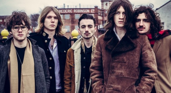 BLOSSOMS REACH NO.7 IN FIRST EVER UK VINYL CHART WITH SINGLE 'CUT ME AND I'LL BLEED'