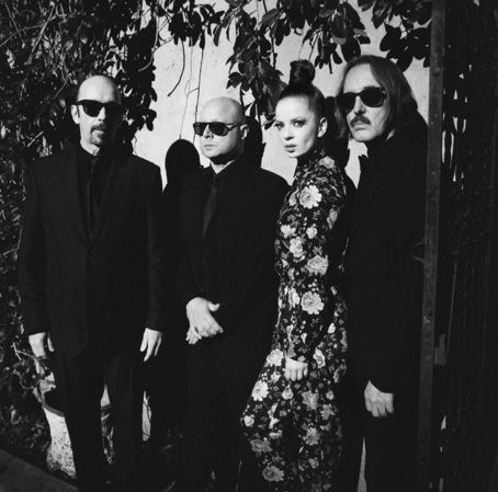 GARBAGE CELEBRATE 20TH ANNIVERSARY OF DEBUT ALBUM