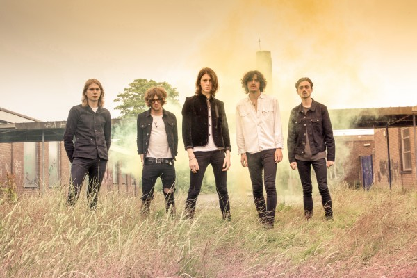 BLOSSOMS HAVE REVEALED THEIR BRAND NEW VIDEO FOR 'BLOWN ROSE'