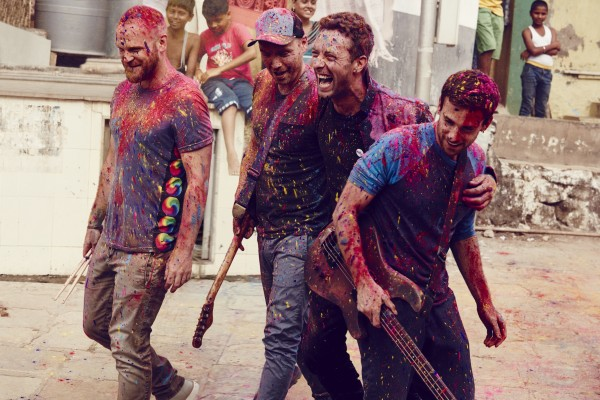 COLDPLAY ANNOUNCE FIRST LEGS OF 2016 STADIUM TOUR