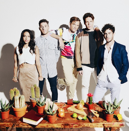 ST. LUCIA HAVE REVEALED NEW TRACK 'HOW TO RUN AWAY'