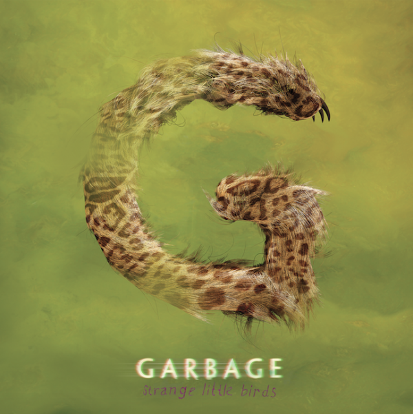 "GARBAGE RELEASE NEW SINGLE ""EMPTY"""