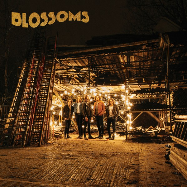 BLOSSOMS WILL RELEASE THEIR HIGHLY ANTICIPATED EPONYMOUS DEBUT ALBUM ON AUGUST 5 THROUGH VIRGIN EMI