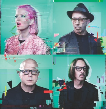 GARBAGE'S NEW ALBUM STRANGE LITTLE BIRDS OUT TODAY
