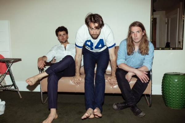 THE VACCINES ARE BACK IN THE STUDIO RECORDING THEIR 4TH ALBUM