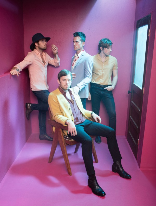 KINGS OF LEON ANNOUNCE UK ARENA SHOWS FOR 2017, THEIR FIRST UK DATES IN OVER TWO YEARS