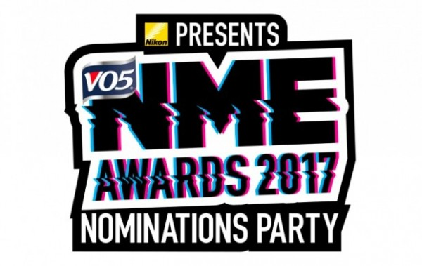 NME ANNOUNCES NOMINEES FOR THE VO5 NME AWARDS 2017