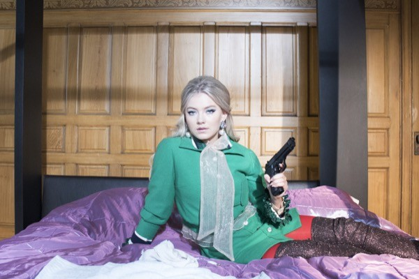 ASTRID S REVEALS NEW VIDEO INFLUENCED BY 1960s SPY MOVIES
