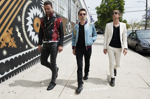 MUSE RELEASE THEIR BRAND NEW SINGLE 'DIG DOWN' - AVAILABLE NOW