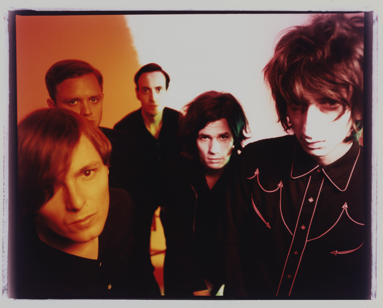 THE HORRORS REVEAL NEW SINGLE 'PRESS ENTER TO EXIT'