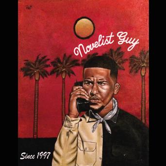 Novelist Guy front cover