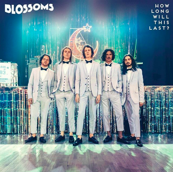 BLOSSOMS SHARE NEW VIDEO FOR 'HOW LONG WILL THIS LAST?'