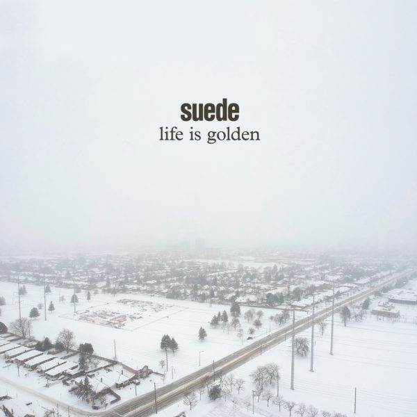 SUEDE RELEASE NEW SINGLE 'LIFE IS GOLDEN'