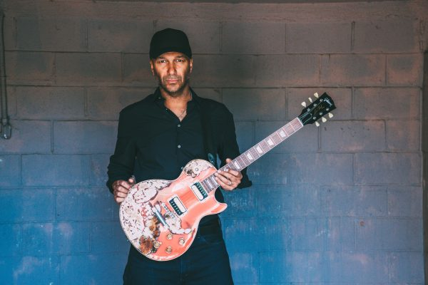 TOM MORELLO RELEASES NEW SINGLE'EVERY STEP THAT I TAKE' FT. PORTUGAL. THE MAN & WHETHAN