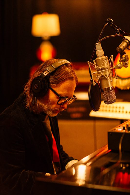 THOM YORKE - 'SUSPIRIA UNRELEASED MATERIAL' EP TO BE AVAILABLE ON STREAMING SERVICES FEBRUARY 22