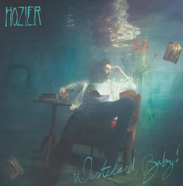 HOZIER ANNOUNCES NEW ALBUM 'WASTELAND, BABY!'
