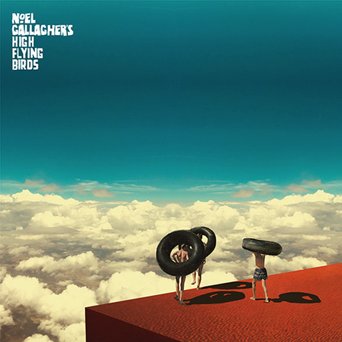 NOEL GALLAGHER'S HIGH FLYING BIRDS ANNOUNCE  'WAIT AND RETURN EP' EXCLUSIVELY  FOR RECORD STORE DAY 2019