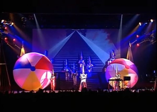 PET SHOP BOYS ANNOUNCE FIRST DVD & DOUBLE-CD ISSUE OF DISCOVERY: LIVE IN RIO 1994