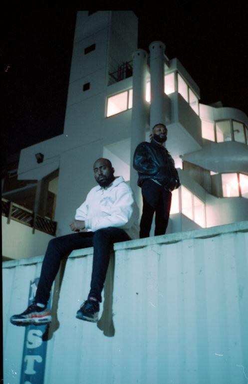 DIPS & LO-WU REVEAL THEIR DEBUT MIXTAPE 'IDLE HANDS'