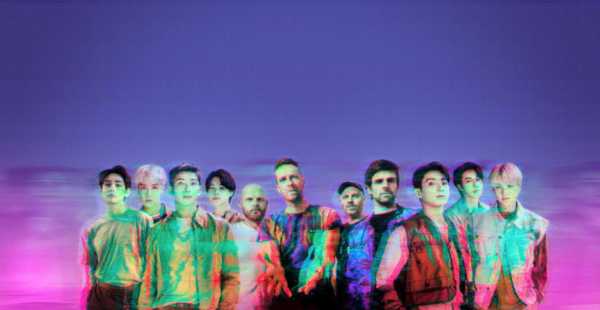 COLDPLAY & BTS 'MY UNIVERSE' SINGLE OUT TODAY