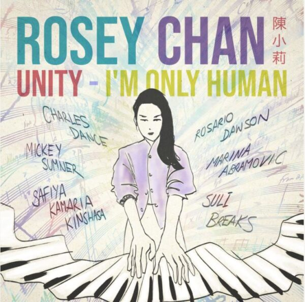 """ROSEY CHAN ANNOUNCES NEW ALBUM """"UNITY – I'M ONLY HUMAN"""""""